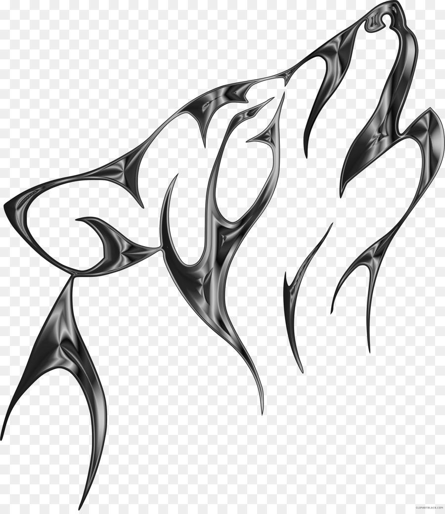 Serigala Abu Abu Tato Gambar Gambar Png