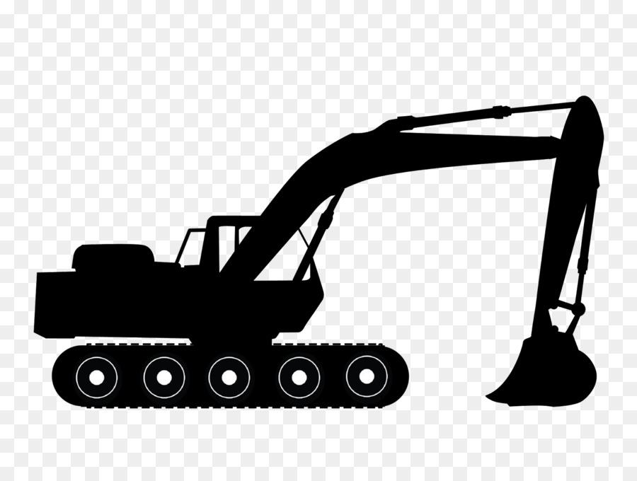 400 Gambar Excavator Hitam Putih HD - Infobaru