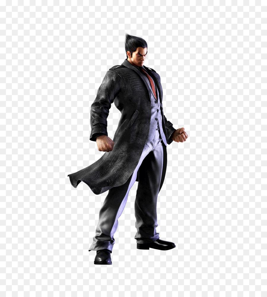 Kazuya Mishima Heihachi Mishima Tekken 5 Gambar Png