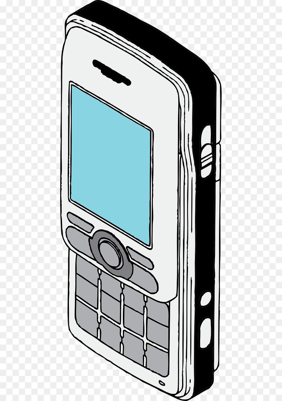 Smartphone Buku Mewarnai Telepon Gambar Png