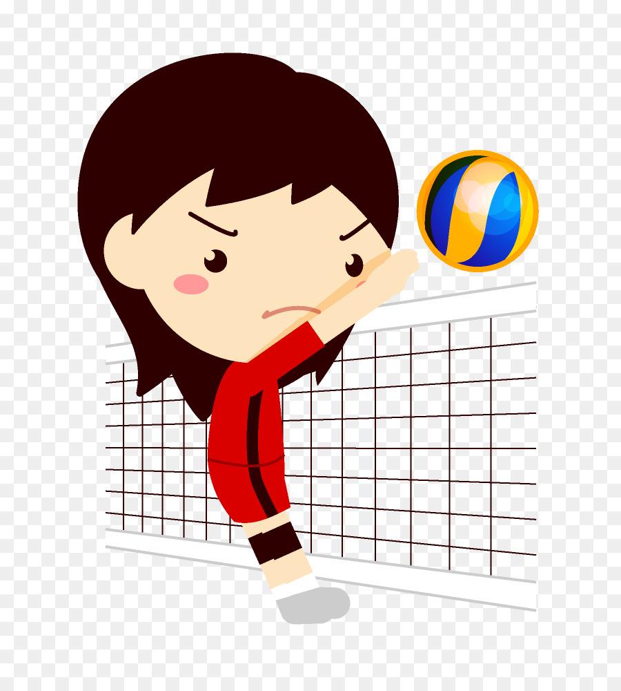 101 Gambar Kartun Voli HD Gambar Pixabay