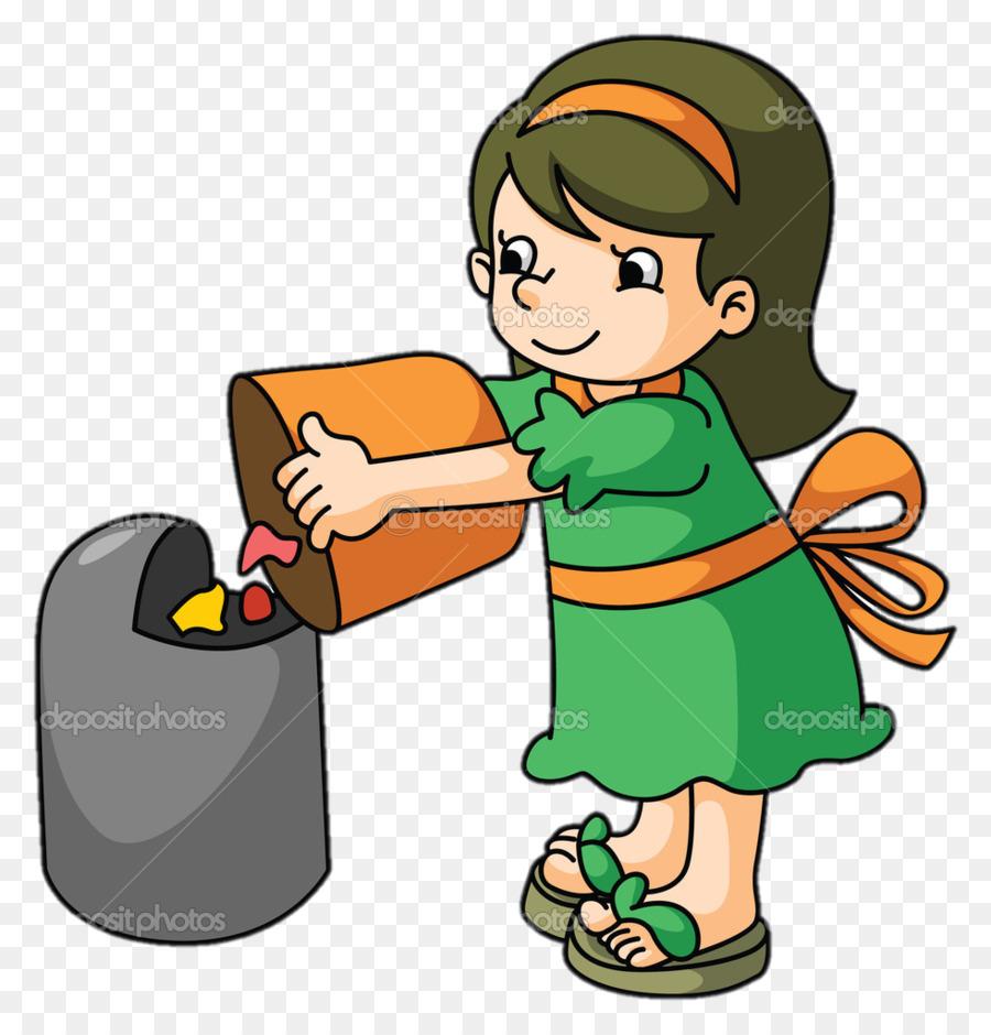 Tempat Sampah Limbah Kertas Keranjang, Limbah, Pemulung