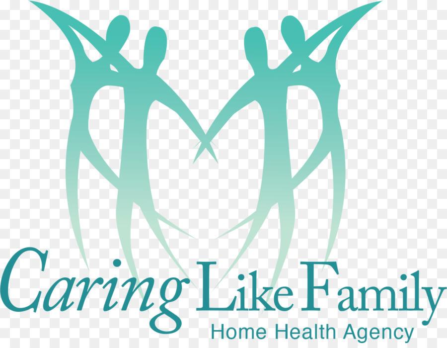 Layanan Perawatan Di Rumah Perawatan Kesehatan Logo Gambar Png