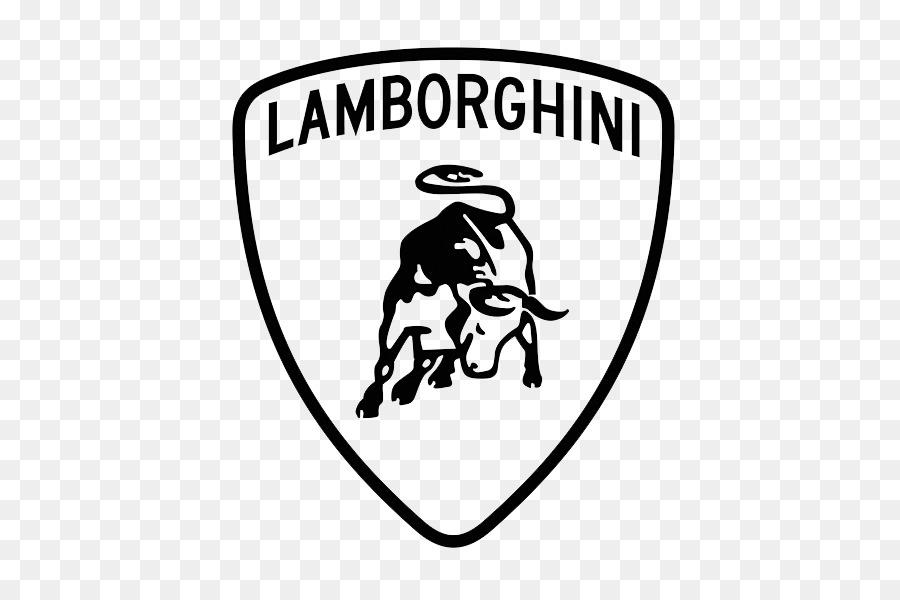 Lamborghini Mobil Stiker Gambar Png