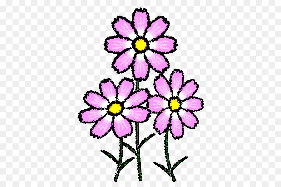 Desain Bunga Gambar Buku Mewarnai Gambar Png