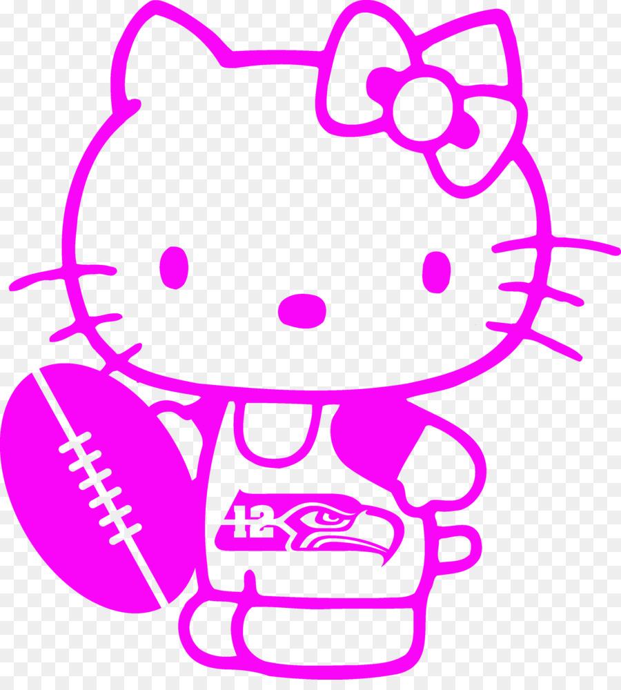 Hello Kitty Buku Mewarnai Lucu Mewarnai Gambar Png