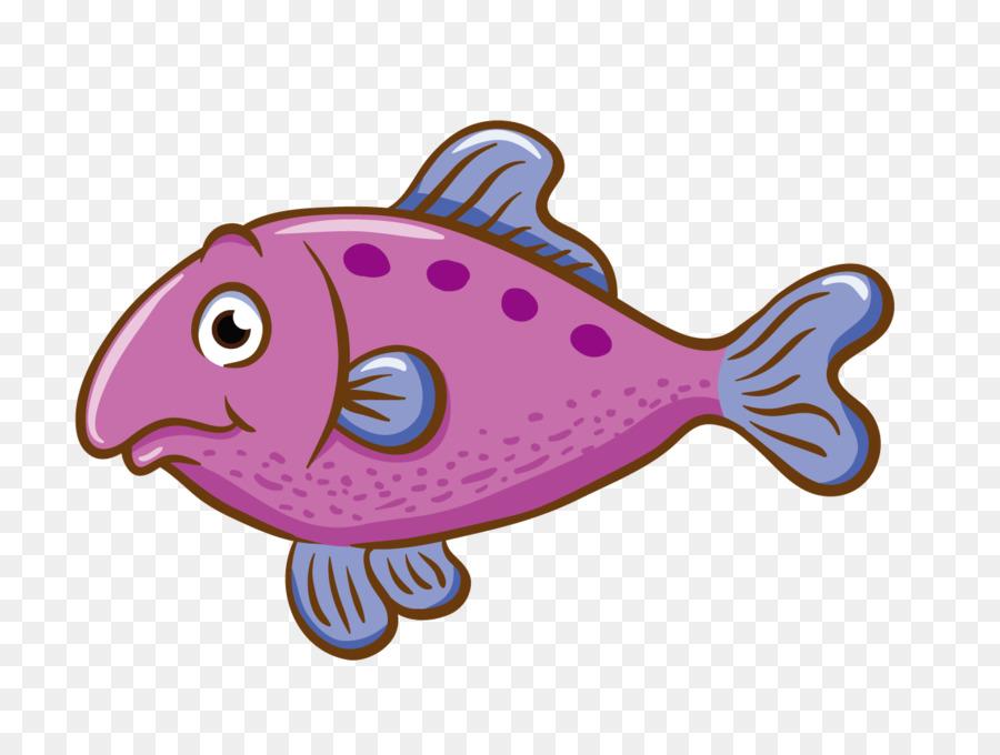 Unduh 700  Gambar Animasi Kartun Ikan HD Terbaik