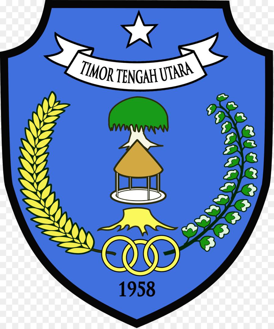 Timor Tengah Utara Kabupaten Kabupaten Logo Gambar Png