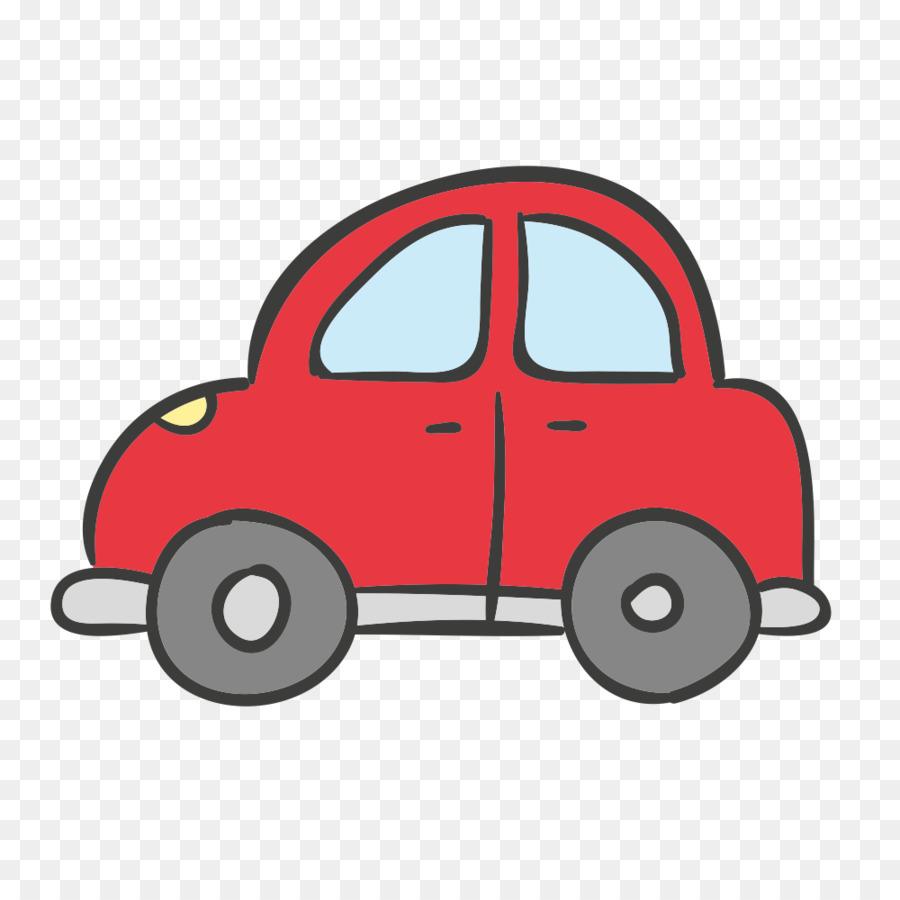 Mobil Anak Kartun Gambar Png
