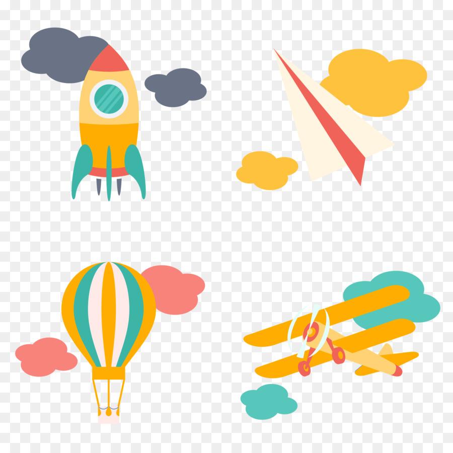Tiket Pesawat Pesawat Roket Gambar Png