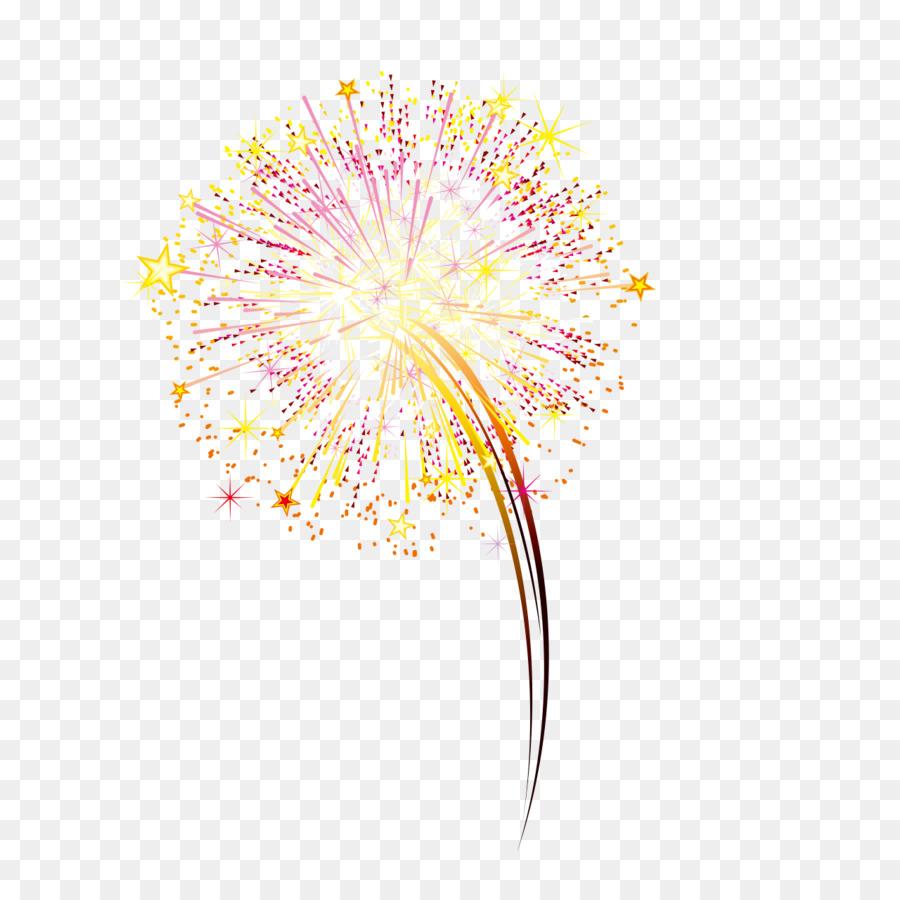 Kembang Api Tahun Baru Vektor Nusagates