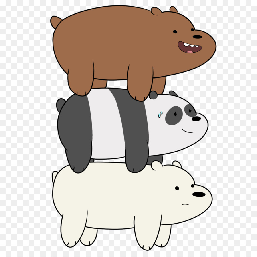 kisspng polar bear giant panda image drawing we bare bears wallpapers free pictures on greepx 5c97aa36e3f908.1262344315534433829338