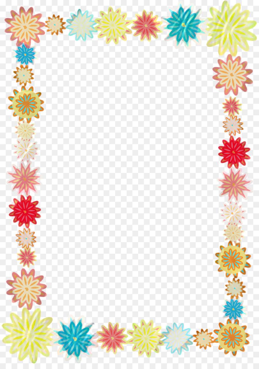 Desain Bunga, Bingkai Foto, Garis gambar png
