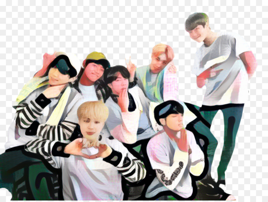 Bts Desktop Wallpaper Kpop Gambar Png