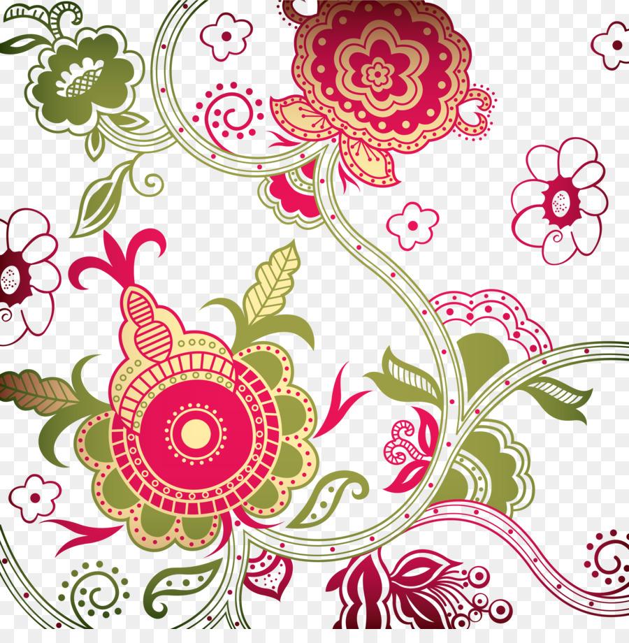 Terkeren 28+ Gambar Pola Batik Motif Bunga