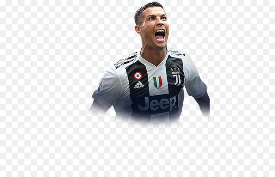 Cristiano Ronaldo Fifa 19 Klub Sepakbola Juventus Fc Gambar Png
