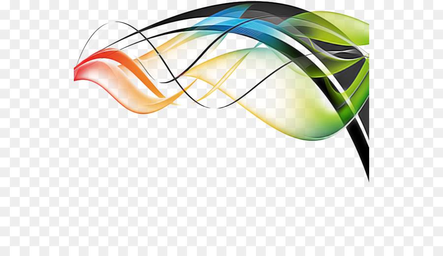 Seni Abstrak Desktop Wallpaper Lukisan Gambar Png