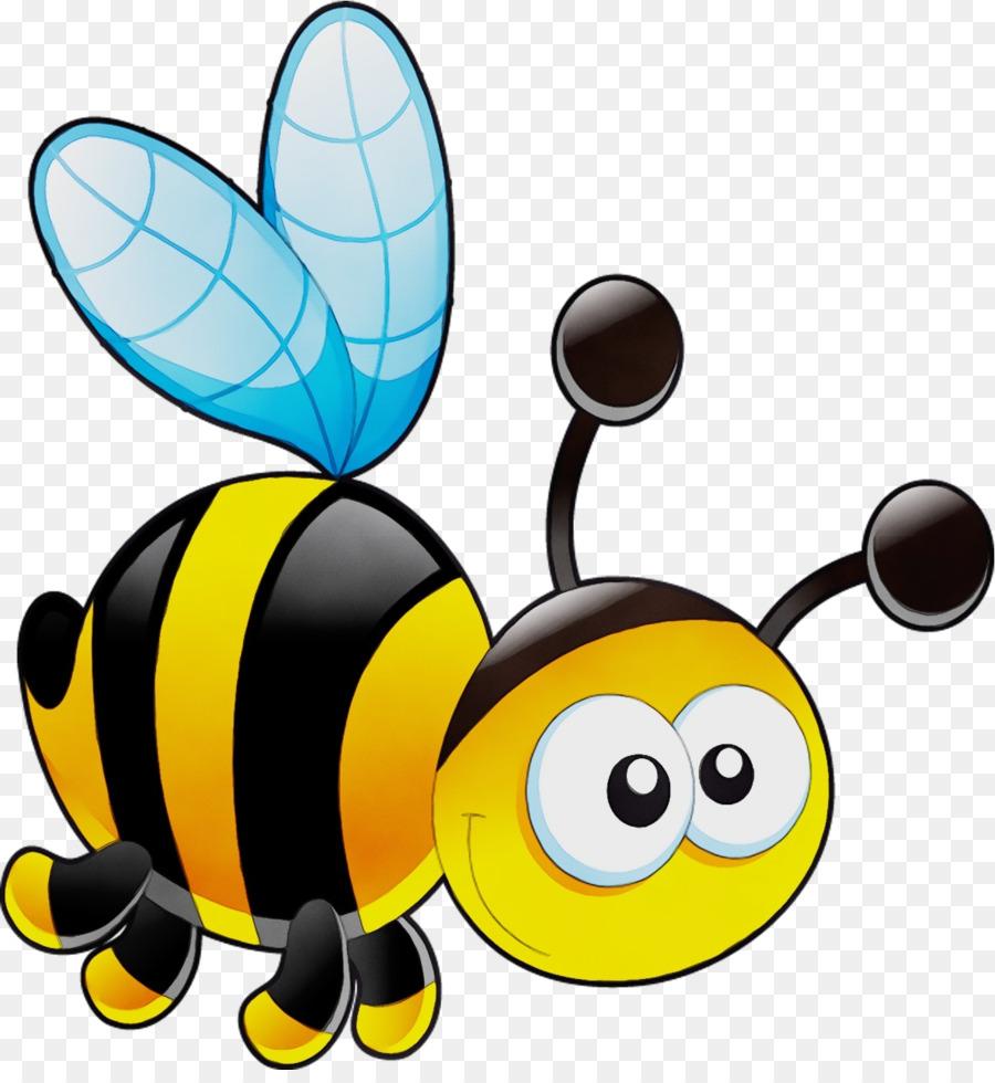 Lebah Gambar Buku Mewarnai Gambar Png
