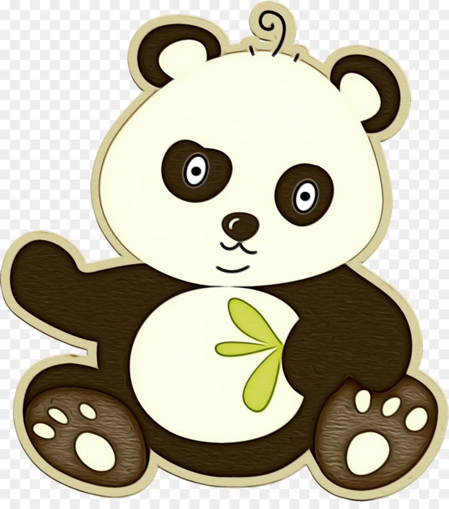 Beruang Kartun Beruang Coklat Gambar Png