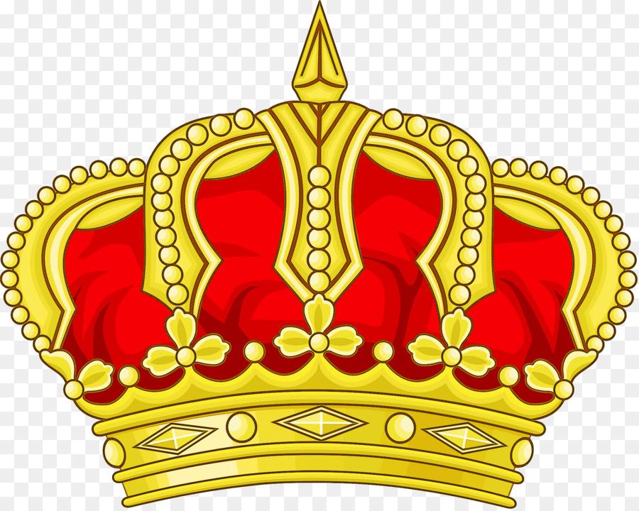 Mahkota, Kuning, Lambang gambar png